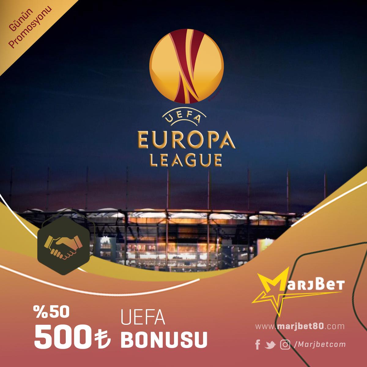 %50 UEFA Bonusu