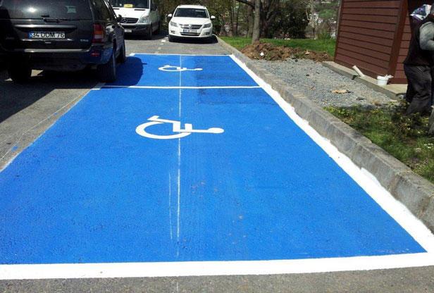 gWZV50 - Evin önüne özel engelli park yeri için belediyeye nasıl bir dilekçe vermeliyiz?