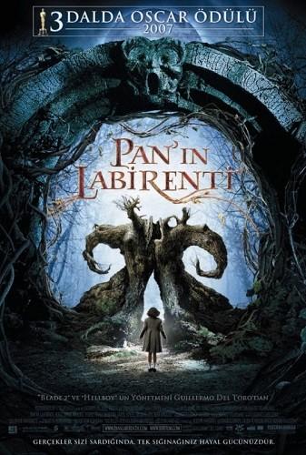 El laberinto del fauno | Pan's Labyrinth | Pan'ın Labirenti | 2006 | Türkçe Altyazı