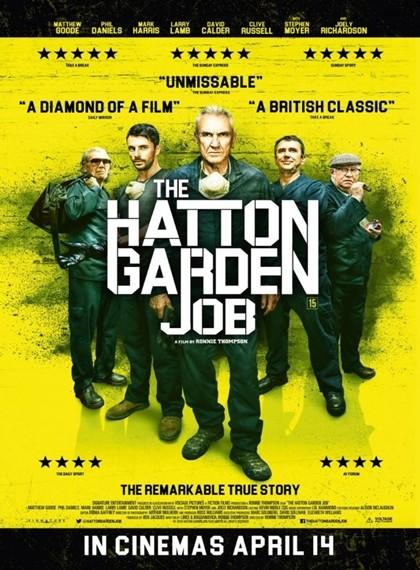 Büyük Soygun - The Hatton Garden Job - 2017 - HDRip - Türkçe Dublaj