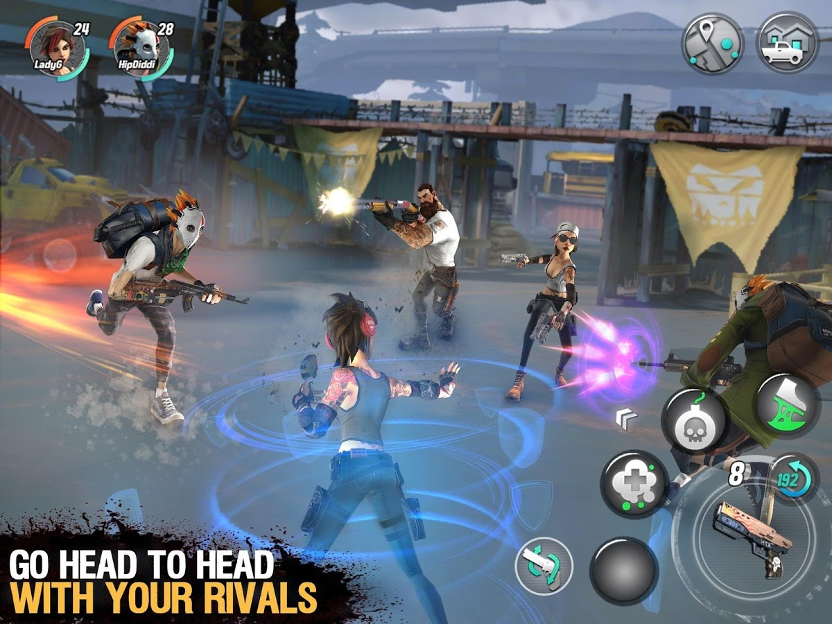 Dead Rivals – Zombie MMO Android