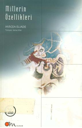 Mircea Eliade Mitlerin Özellikleri Pdf
