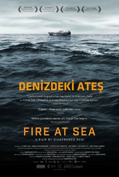 Denizdeki Ateş - Fire At Sea (2016) türkçe dublaj belgesel indir