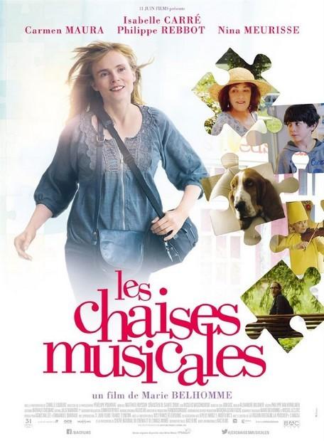 Müzikal Sandalyeler | Les Chaises Musicales | 2015 | BRRip XviD | Türkçe Dublaj