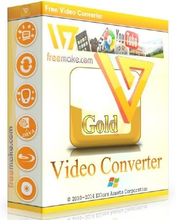 Freemake Video Converter Gold 4.1.10.52