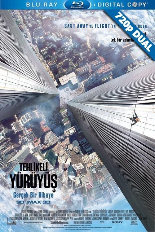 Tehlikeli Yürüyüş - The Walk | 2015 | BluRay 720p x264 | DuaL TR-EN - Tek Link