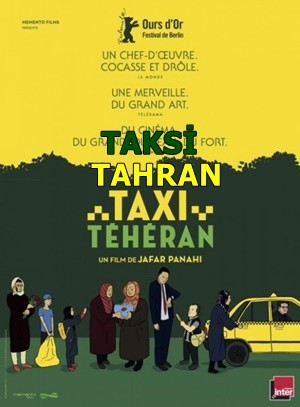 Taksi Tahran - Taxi Teheran | 2015 | HDRip XviD | Türkçe Dublaj - Tek Link