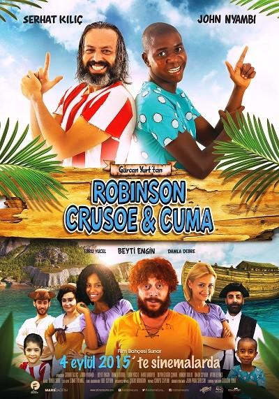 Robinson Crusoe ve Cuma 2015 ( HDRip XviD ) Yerli Film - Tek Link