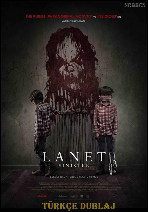 Lanet 2 - Sinister 2 2015 BRRip 720p 1080p Türkçe Dublaj İndir