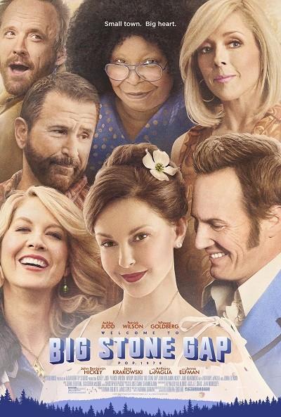 Küçük Kasabanın Büyük Sırları - Big Stone Gap 2014 ( BRRip XviD ) Türkçe Dublaj Tek Link İndir