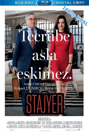 Stajyer – The Intern 2015 1080p WEB-DL x264-AC3 DuaL TR-EN – Tek Link