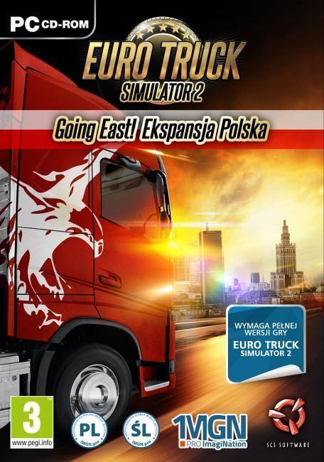 Euro Truck Simulator 2: Going East   Tek Link   Full Oyun