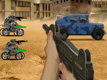 Savaş Bölgesi Oyunu