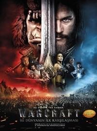Warcraft: İki Dünyanın İlk Karşılaşması 2016 HDRip Türkçe Dublaj Line – Tek Link