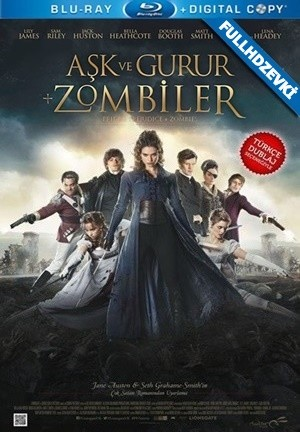 Aşk ve Gurur ve Zombiler - Pride and Prejudice and Zombies | 2016 | BluRay | DuaL TR-EN - Film indir - Tek Link indir