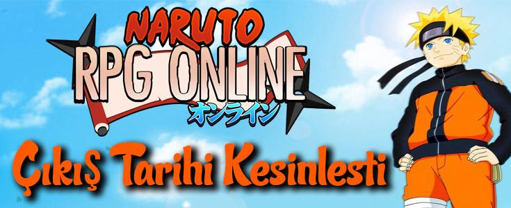 Naruto Online Çikis Tarihi Kesinlesti !
