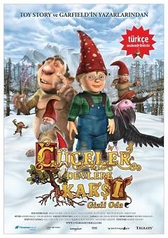 Cüceler Devlere Karşı : Gizli Oda - 2008 Türkçe Dublaj DVDRip indir