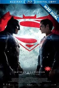 Batman v Superman: Adaletin Şafağı m3D – m3D Batman v Superman Dawn of Justice 2016 THEATRICAL m3D HALF-SBS BluRay 1080p DuaL TR-EN – Tek Link