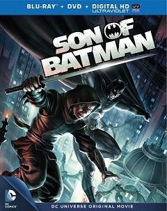 Batmanin Oğlu - Son of Batman - 2014 Türkçe Dublaj BRRip indir