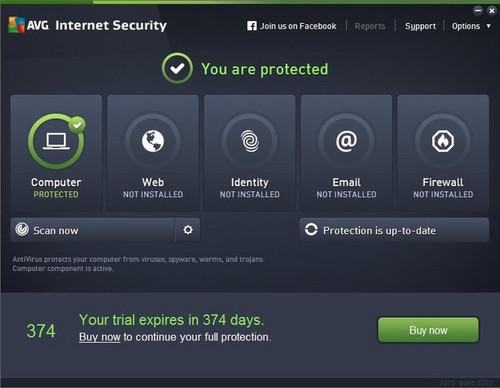 AVG Internet Security 2016 16.81.7639