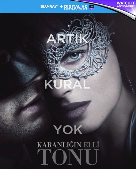 Karanlığın Elli Tonu - Fifty Shades Darker - 2017 - UNRATED -  1080p TR/ENG