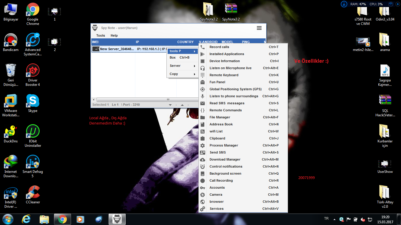 download spynote 3.2