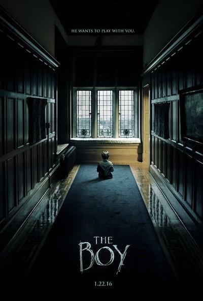 Lanetli Çocuk | The Boy | 2016 | BRRip XviD | Türkçe Dublaj