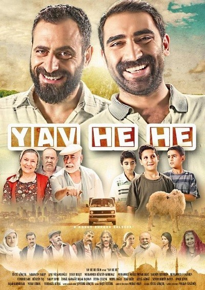 Yav He He – Sabri ile Medeni 2016 m720p – 720p Yerli Film – Film indir