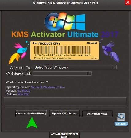 Windows KMS Activator Ultimate 2017 4.0   Full Program