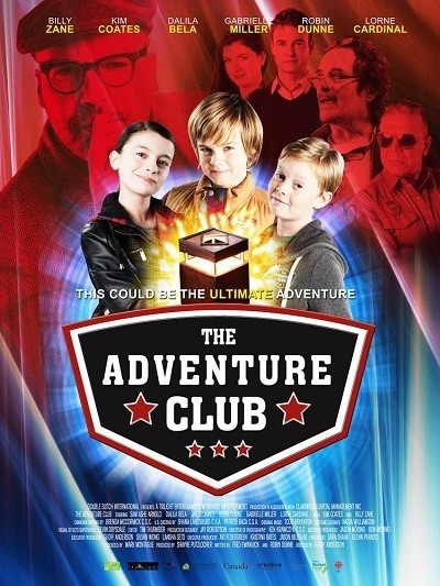 Macera Kulübü - The Adventure Club 2017 (Türkçe Dublaj) WEB-DL x264