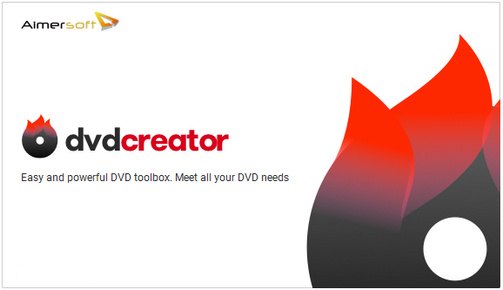 Aimersoft DVD Creator 6.2.1.86