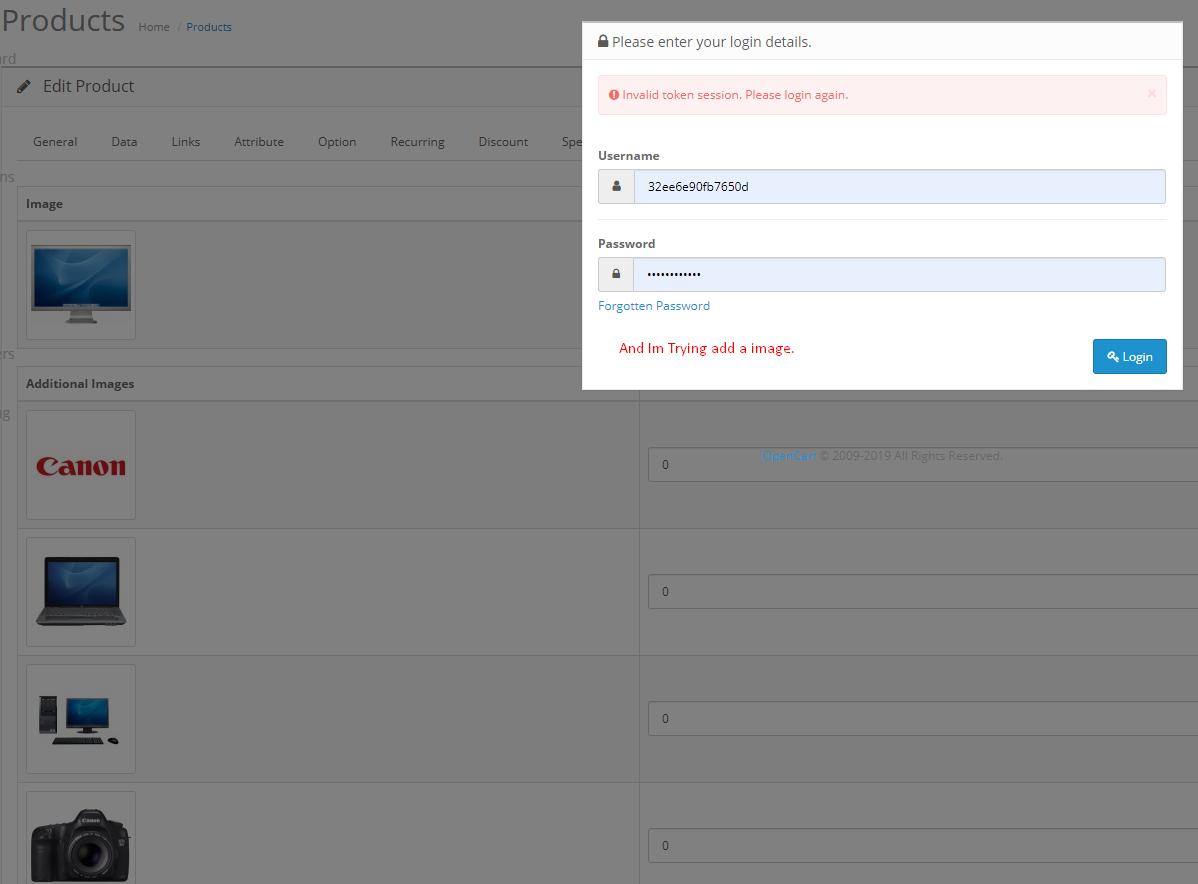 Opencart 3 Fresh Install Admin Problem - OpenCart Community