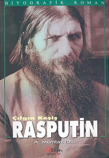 Rasputin Çılğın Keşiş Çizgiroman İndir