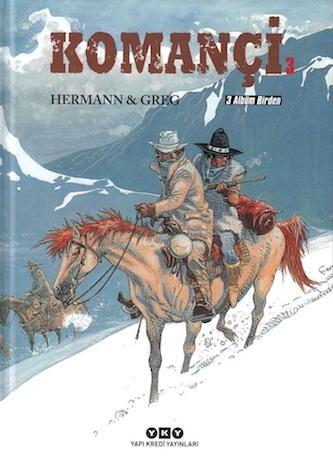 Hermann, Greg Komançi 03 Çizgiroman İndir