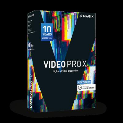 MAGIX Video Pro X10 16.0.2.322 [x64] | Katılımsız