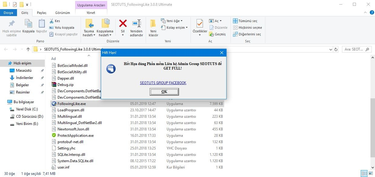 Share Tool FollowingLike 3 0 8 Ultimate Cracked Full - DIỄN