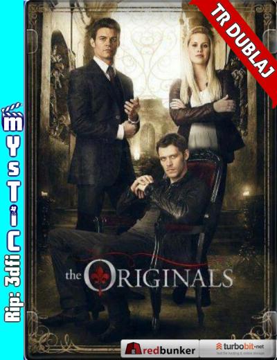 Kökenler - The Originals (2013–) 3. Sezon İlk 8 Bölüm ( 720p WEBDL ) Türkçe Dublaj 3dfi dizi indir