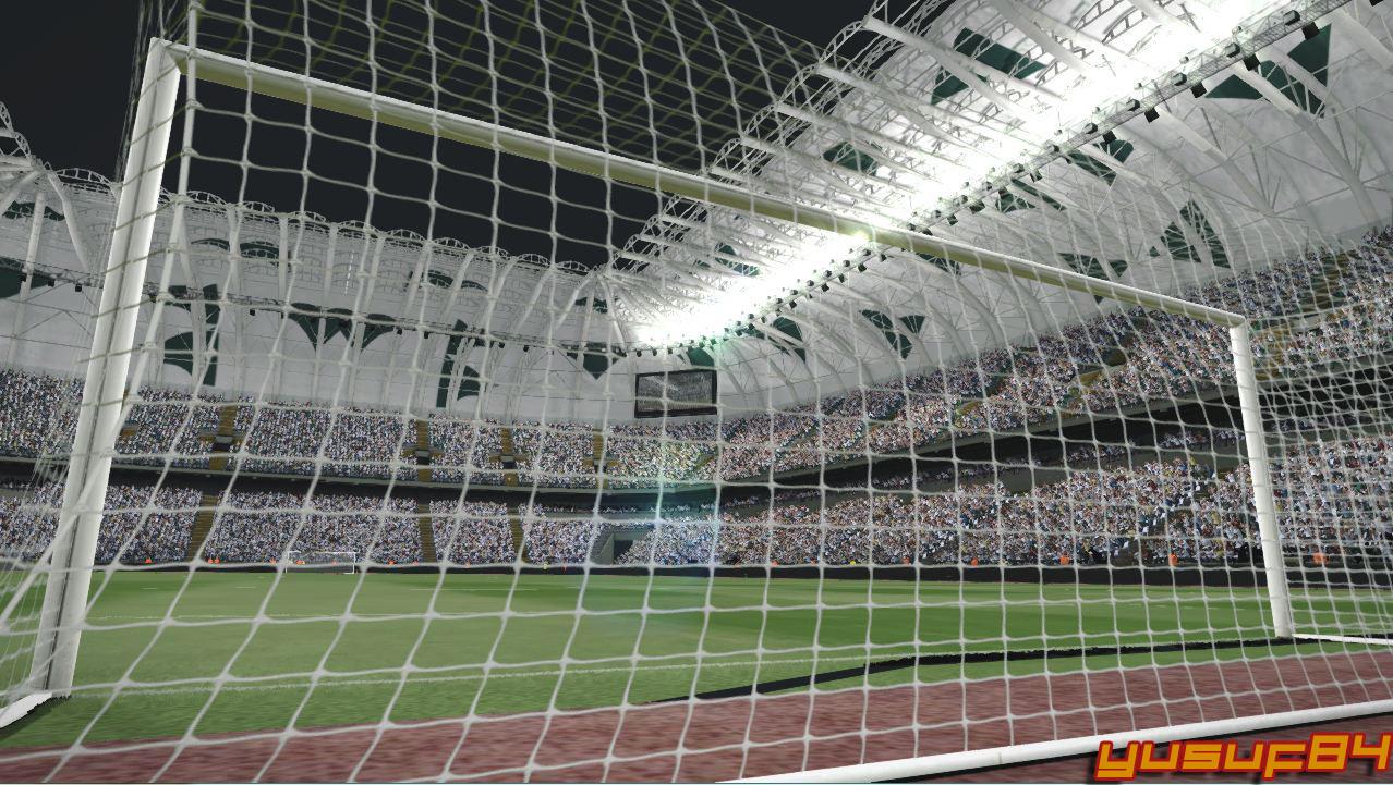 [Patch] NEW Stadium - Konya Torku Arena - PES 2016 (Download&Install)  GykYON