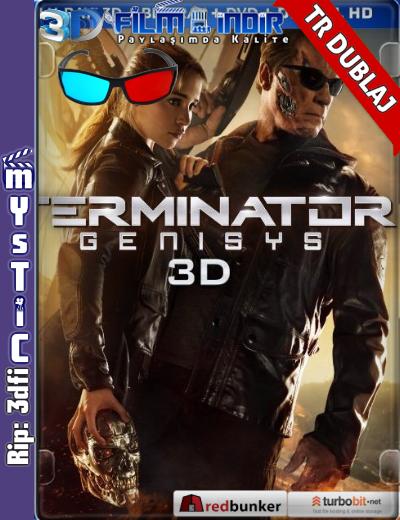Terminator Genisys 3d – Terminator: Yaradılış 3d 2015 ( BluRay m1080p 3d) Türkçe Dublajlı 3 boyutlu film indir