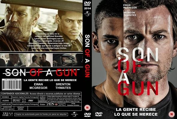 Kan Kardeş – Son Of A Gun 2014 (DVD-9) DuaL TR-ENG – indir