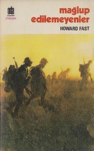 Howard Fast Mağlup Edilemeyenler Pdf E-kitap indir