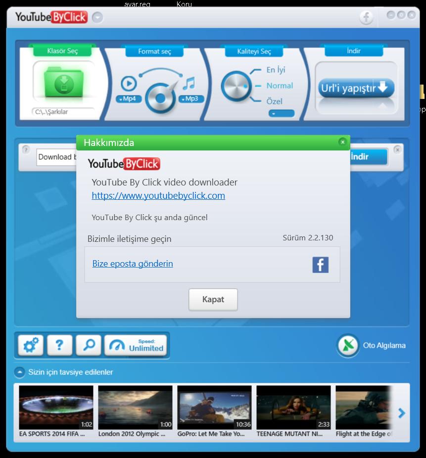 YouTube By Click Premium 2.2.133 | Katılımsız