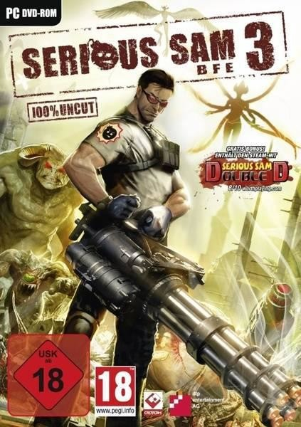 Serious Sam 3: BFE Gold Edition  Full İndir Download  Yükle