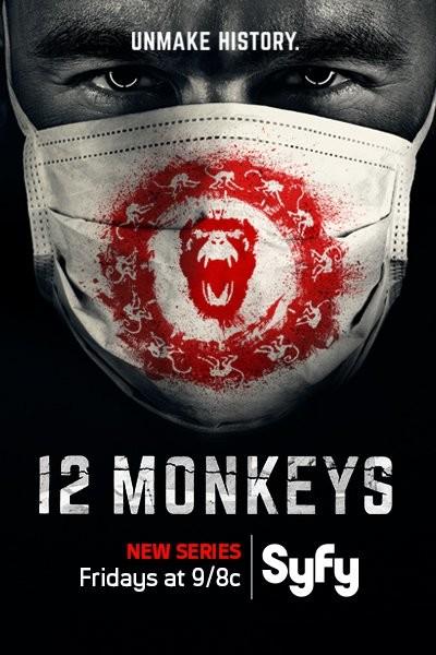 12 Monkeys (2015–) 1. Sezon Tüm Bölümler 720p WEBDL x264 Türkçe Altyazılı indir