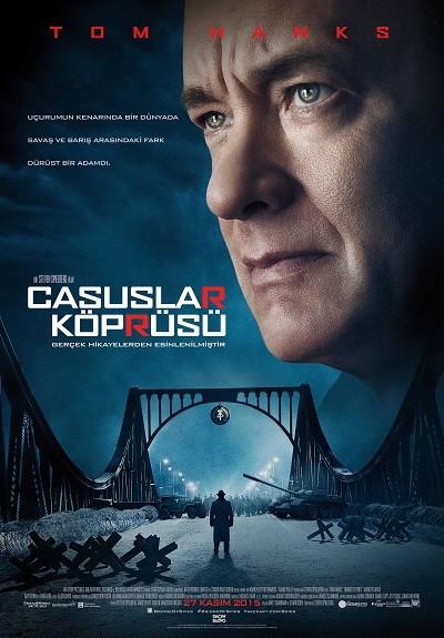 Casuslar Köprüsü - Bridge of Spies 2015 ( BRRip XviD ) Türkçe Dublaj - Tek Link