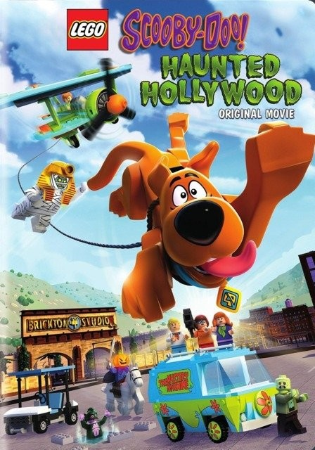 Lego Scooby-Doo!: Haunted Hollywood (2016) - türkçe dublaj animasyon film indir
