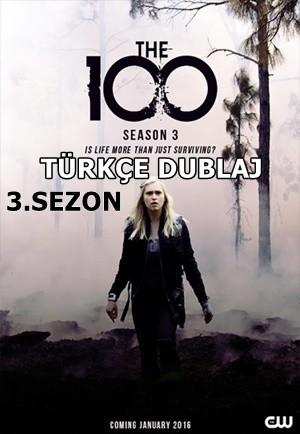The 100  3. Sezon  WEB.DL - 1080p Tüm Bölümler Türkçe Dublaj - Tek Link indir
