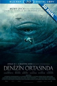 Denizin Ortasında 3D – 3D In The Heart Of the Sea 2015 3D HALF-SBS BluRay DuaL TR-EN – Tek Link
