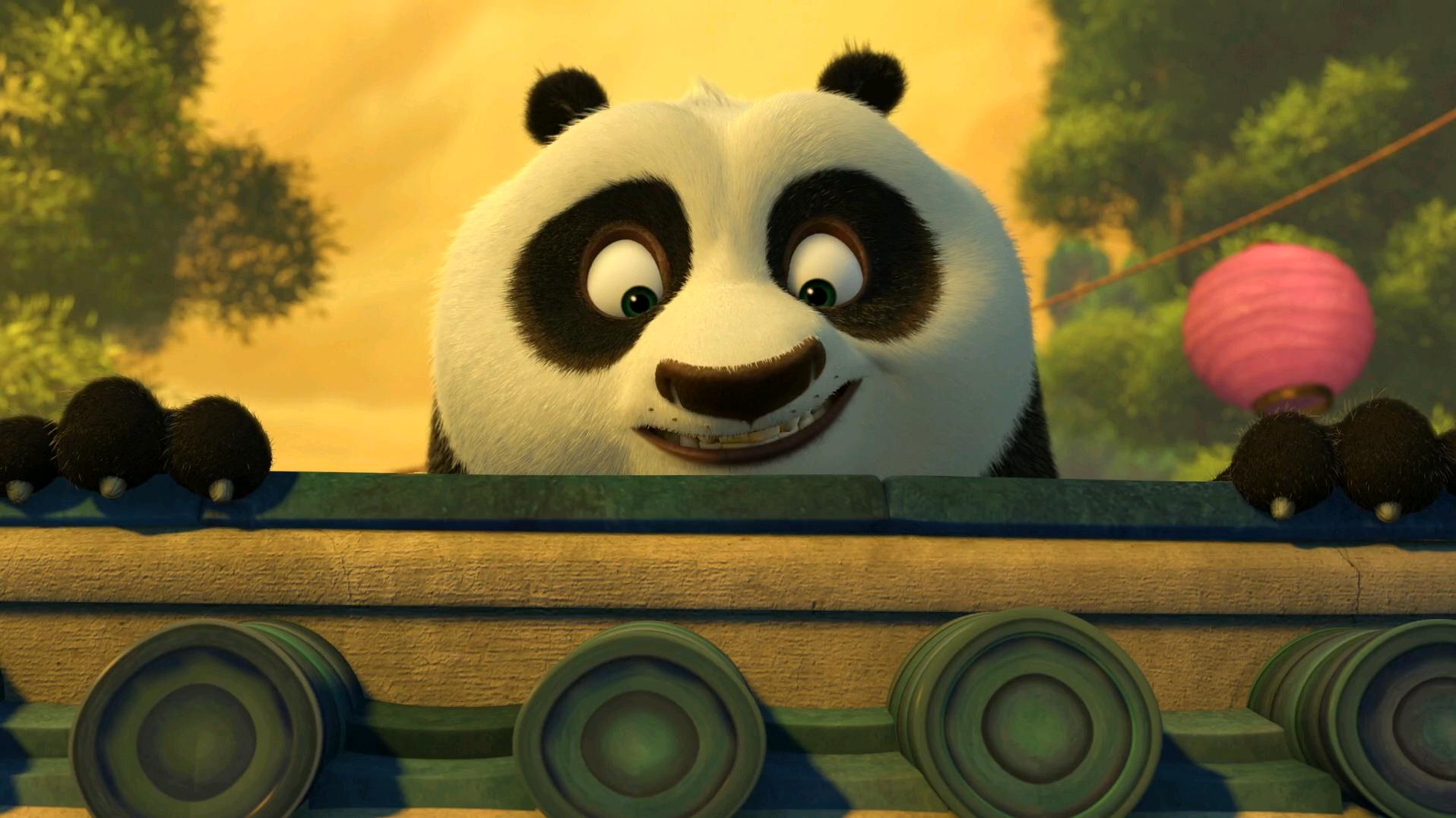 Kung Fu Panda 3 Ustanın Sırları (2016)