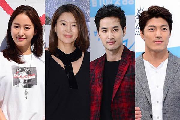 """Jeon Hye-Bin, Ye Ji-Won, Kim Ji-Suk ve Lee Jae-Yoon """"Oh Hae-Jin Again"""" Dizisinde Rol Alacak"""